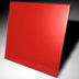 Anodized aluminium Red